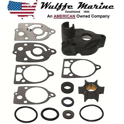 Water Pump Impeller Kit for Mercury 35 40 45 50 60 65 70 hp 18-3507 46-60366A1