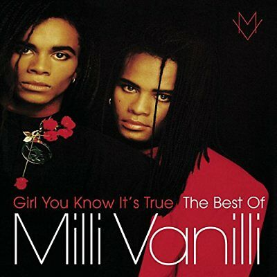 Milli Vanilli - Girl You Know It's True: The Best Of - UK CD album 2013