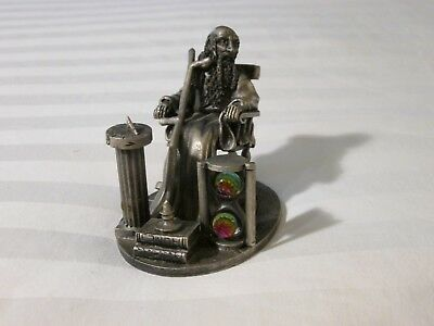 Tudor Mint Pewter: Old Father Time
