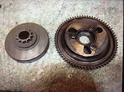 Kart Rotax Max Steel Clutch Assembly Tonykart Kosmic Alonso Crg