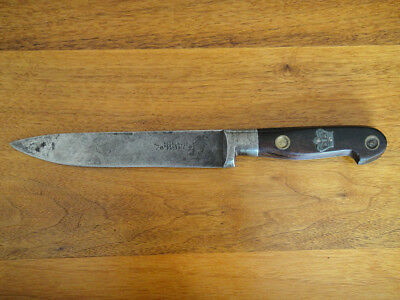 Original WWI Issue Prussian Combat or Fighting Knife