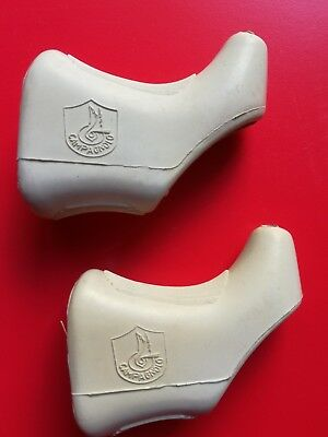 Paramani Campagnolo Super Record Brake Lever Hoods Gummis Handguards