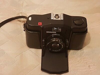 MINOX 35 GT 35mm Compact Camera With Carry Case - T22