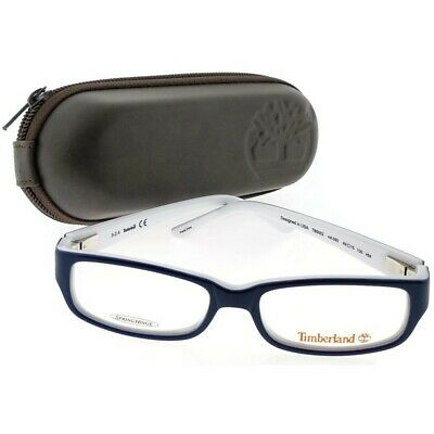8d2a5ca47ff Timberland TB5052-092-49 Rectangle kids Blue Frame Clear Lens Genuine  Eyeglasses
