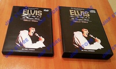 ELVIS THAT'S THE WAY IT IS THE COMPLETE WORKS 2018 ULTIMATE EDITION 5DVDs+8CDs
