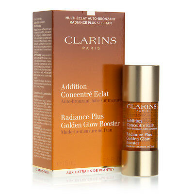 Clarins Radiance-Plus Golden Glow Booster 15ml Made-to-Measure Self Tan