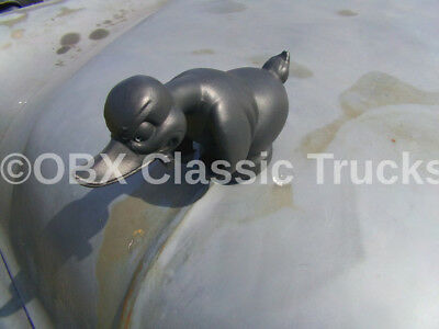 8x10 photo: Death Proof Duck w/Cigar iconic hood ornament from a 1970's movie!