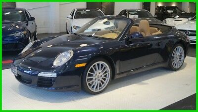 Porsche 911 Carrera 997.2 Cab in excellent condition inside and out. 47k Northern California miles