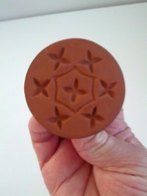 RARE Vintage Rycraft Cookie Stamp~Provence/Judy  Introduced 1969~Retired 1988