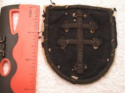 WW I BULLION US ARMY 79th INFANTRY DIVISION AUTHENTIC & ORIGINAL FANTASTIC PATCH