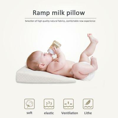 Universal Bassinet Wedge Pillow for Baby Reflux and Newborn Nasal Detachable Hot