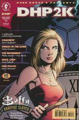 DARK HORSE PRESENTS #150 (1st print - 2000 - Buffy, Concrete, Nevermen)