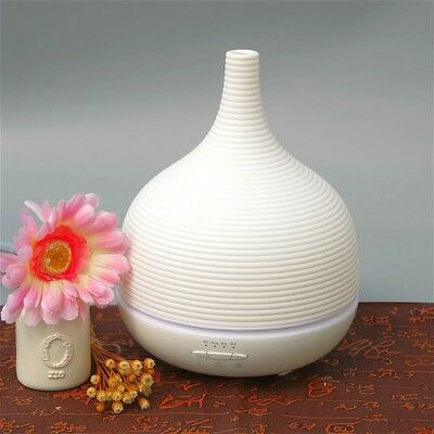 Aromatherapy Essential Oil Diffuser Cool Mist 500ml 4-IN-1 Humidifier Ultrasonic