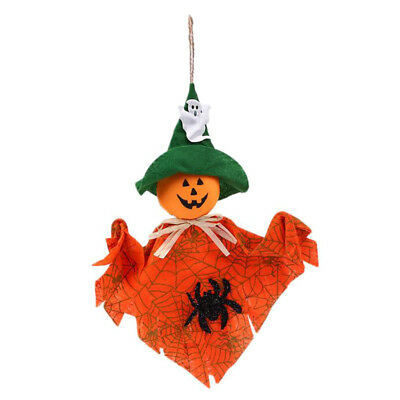 1 Pc 32.5x20.5 cm Cute Hanging Ghost Hangtag Decoration Children Funny Toys