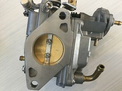 MERCURY 9.9HP CARBURETOR  4-stroke