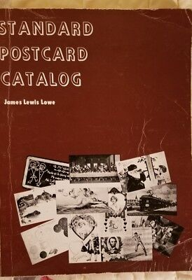 1982 Standard Postcard Catalog  By Jamews Lowe