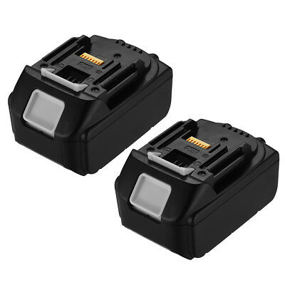 2X18V 4.0Ah REPLACE BL1830 BATTERY LXT400 LITHIUM-ION FOR Makita BL1845 CORDLESS
