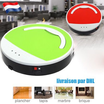 Aspirateur robot sans fil sans sac cyclonia hz 01 neuf for Balayeuse piscine automatique