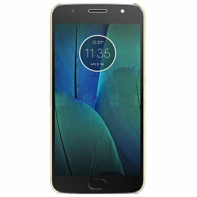Nillkin Matte Frosted Hard Cover Skin Case+ Screen Protector For Moto G5S P L3S6