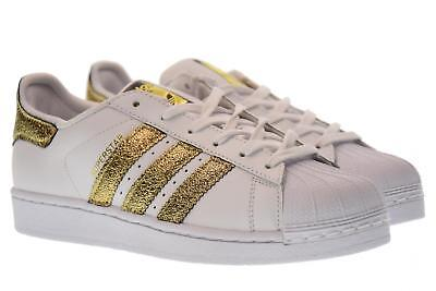 Details about Adidas P18u low shoe women sneakers CP9945 SUPERSTAR 80S METAL TOE W