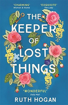 Hogan, Ruth-Keeper Of Lost Things  BOOK NEW