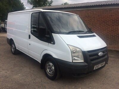 Ford Transit T280 Swb Van  2007 07  Reg In White