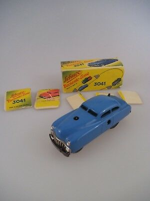 Schuco Varianto Limo blau 3041 Made in Western Germany (2043)