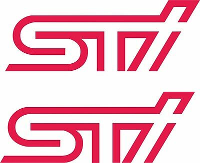 Subaru Impreza GD GG STI Bug Eye Fog Cover decals stickers WRX exact oem size