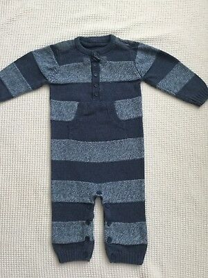 Matalan Baby Boys All In One Romper 12-18 Months