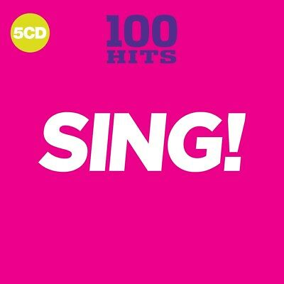 100 Hits: Sing! - Various Artists (Box Set) [CD]