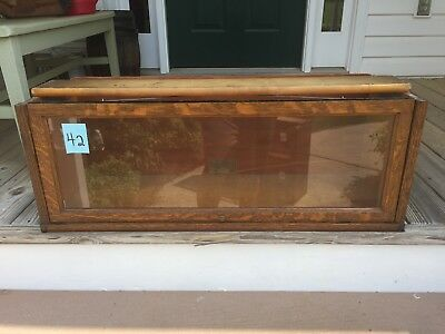 Globe Wernicke  D-299 Bookcase Section  10 1/4
