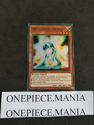Yu-Gi-Oh! Limon Luminescent Néo-Spacien SUPER RARE SHVA-FR032