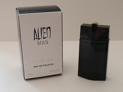 NEW2018!!!! MINIATURE eau de toilette ALIEN MAN de MUGLER 6 ml