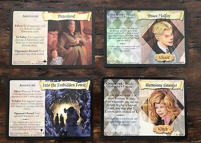 Harry Potter Trading Cards and Playing Matt