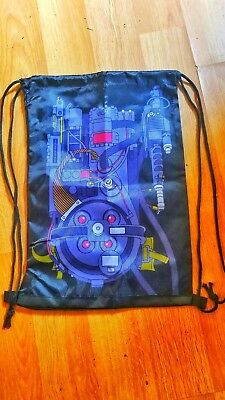 Ghostbusters Lootcrate Exclusive Drawstring bag NEW June 2018
