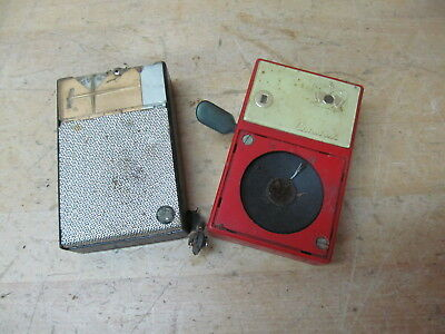 2 Vintage Transistor Radios for Parts/Repair – Cornonet and other