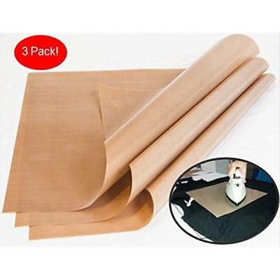 3-Pack Heat Press Machines & Accessories Teflon PTFE Sheets By Unleash Your With