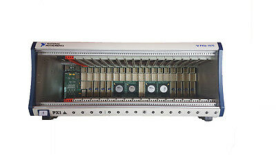 *USA* National Instruments NI PXIe-1075 18-Slot 3U Express Chassis