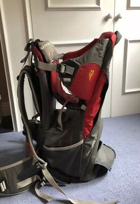 Little Life Cross Country S3 Baby Carrier / Walking Backpack - Sun / Rain Cover