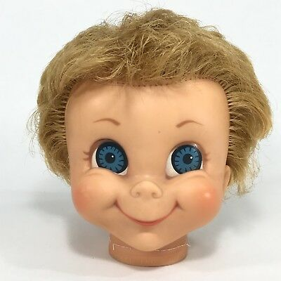 Vintage 1967 Mattel MRS BEASLEY Family Affairs Replacement Head