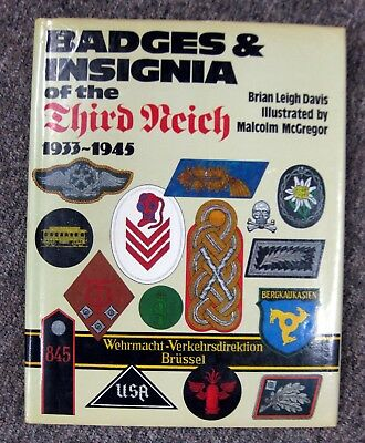 Badges and Insignia of the Third Reich