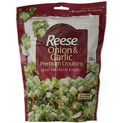Onion Salad Toppings And Garlic Croutons, 6-Ounces (Pack Of 12)