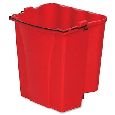 Rubbermaid Buckets Commercial Dirty Water For WaveBrake Mop Buckets, 18-Quart,