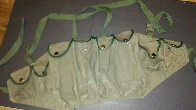 Iraqi Chest Rig Magazine Carrier 7.62 Soldier Bring Back 8 pocket