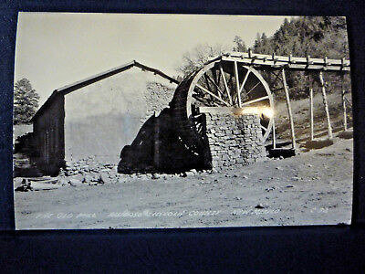 RPPC Ruidoso, NM NEW MEXICO Lincoln County - The Old Mill - Real Photo