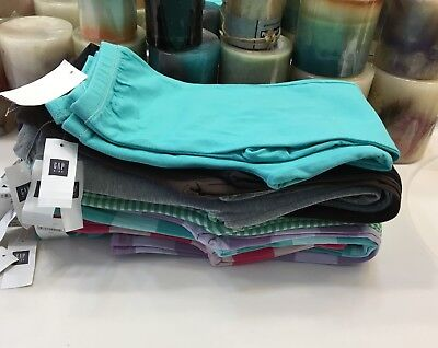 Gap Kids Girls Full Length or  Capri / Cropped Leggings (You Choose) BNWT