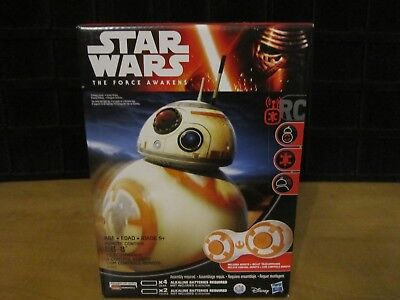 Star Wars The Force Awakens BB-8 Droid Robot Remote Control RC BRAND NEW SEALED