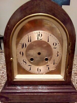 Antique Lancet Clock