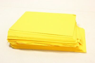 """Astrobrights Color Paper, 8.5"""" x 11"""", 24 lb / 89 gsm, Solar Yellow"""