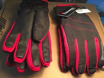 NWT 3M Thinsulate Swiss Tech Gloves Various size and colors Free shipping